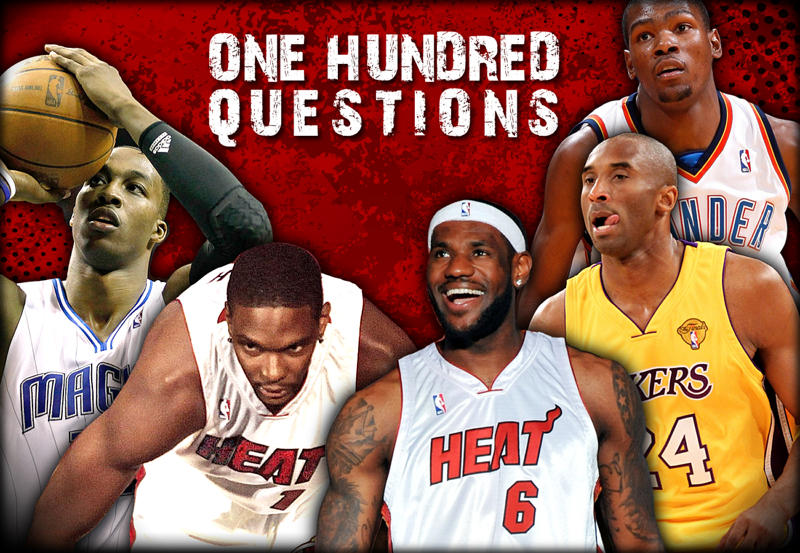 273f94e28c4e NBA 2010-11  The 100 Biggest Questions Facing the NBA This Season ...