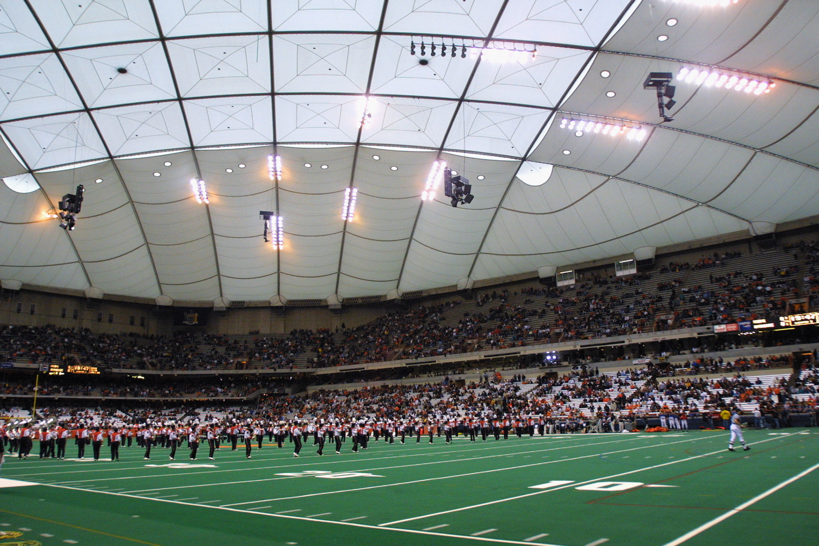 College Football 25 Underrated Stadiums And Other Places