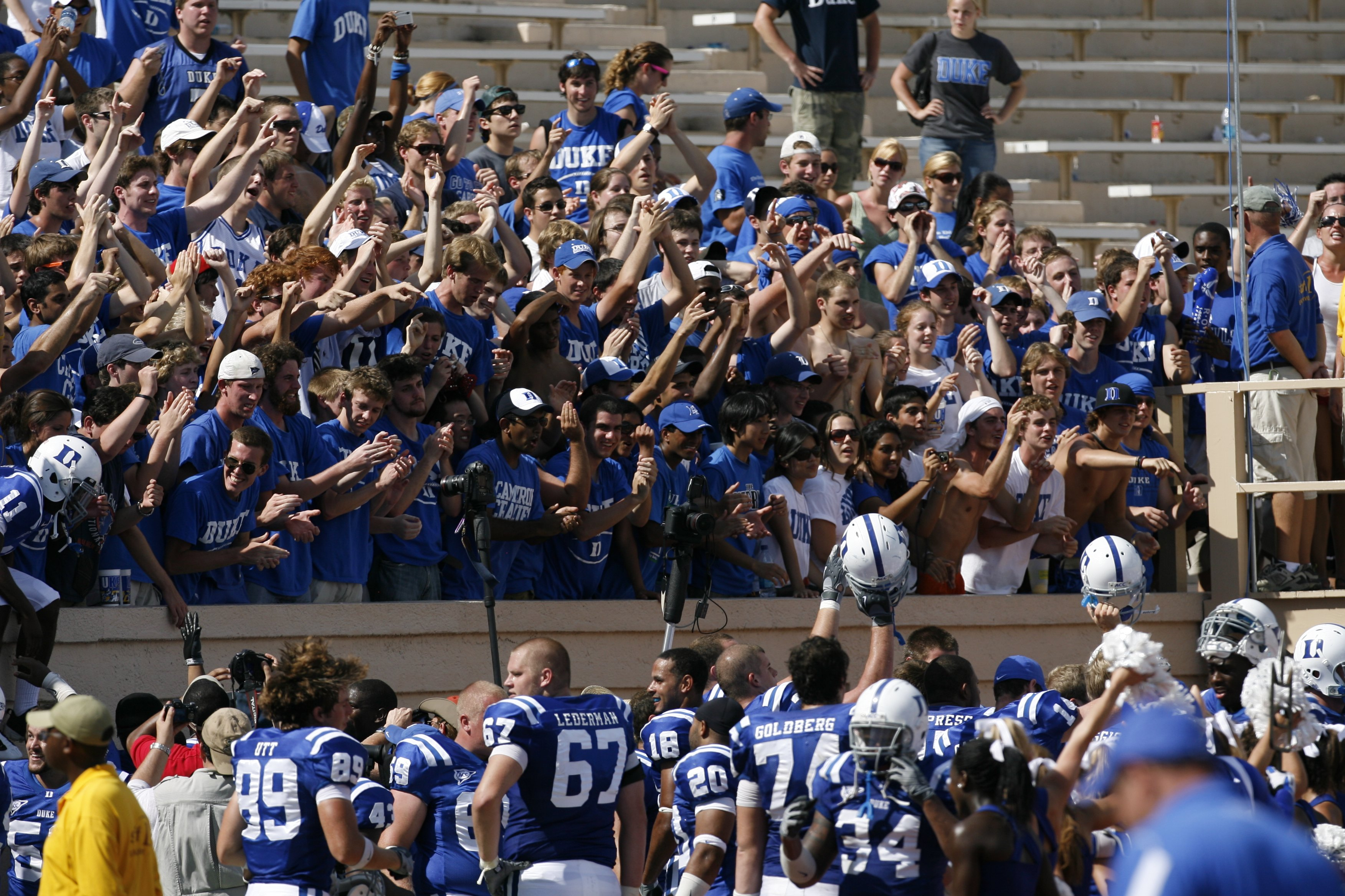 Duke Football: 10 Reasons Blue Devils Fans Have To Be ...