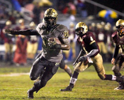 Five-star athlete James Wilder snubbed Florida for Florida State.