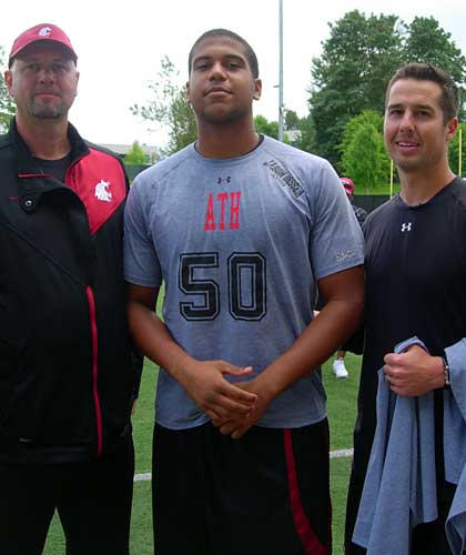 Five-star tight end Austin Seferian-Jenkins chose Washington over Texas and Florida in a shocker.