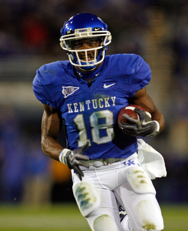 best service fc451 ff64a Kentucky Wildcats Football: Five Players to Watch Vs ...