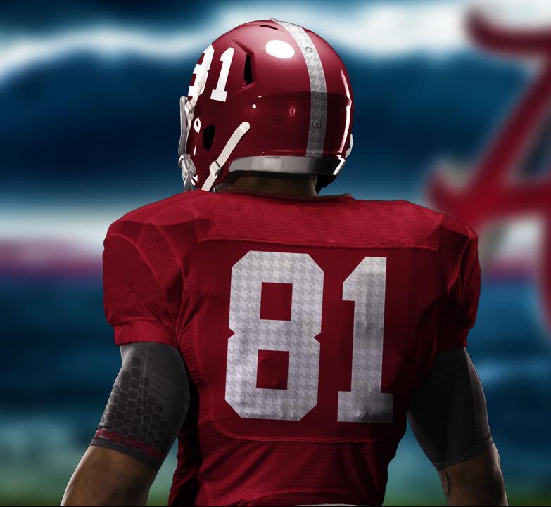 837ac92c Nike Pro Combat College Football Jerseys Unveiled | Bleacher Report ...