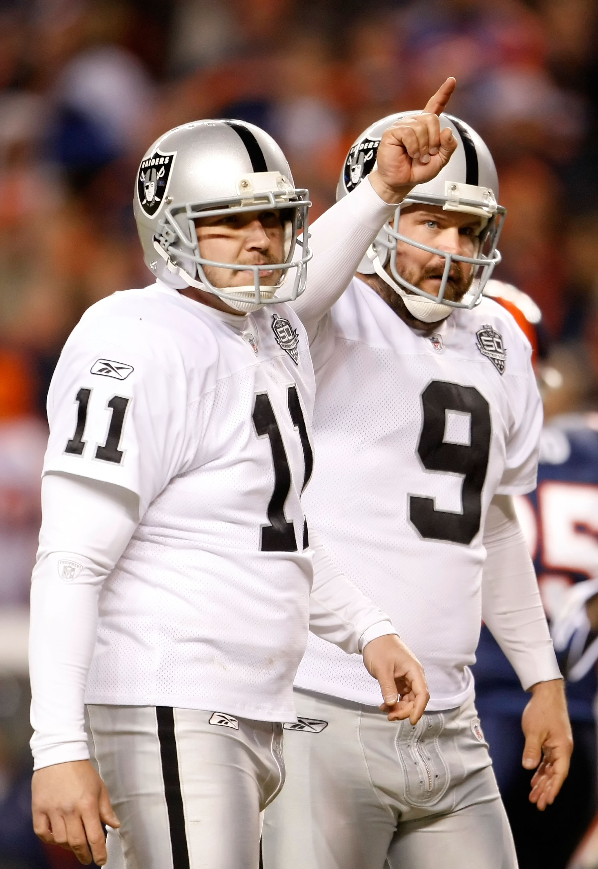 That's right, Jano. We're the #1 kicking duo in the NFL. Belive that!