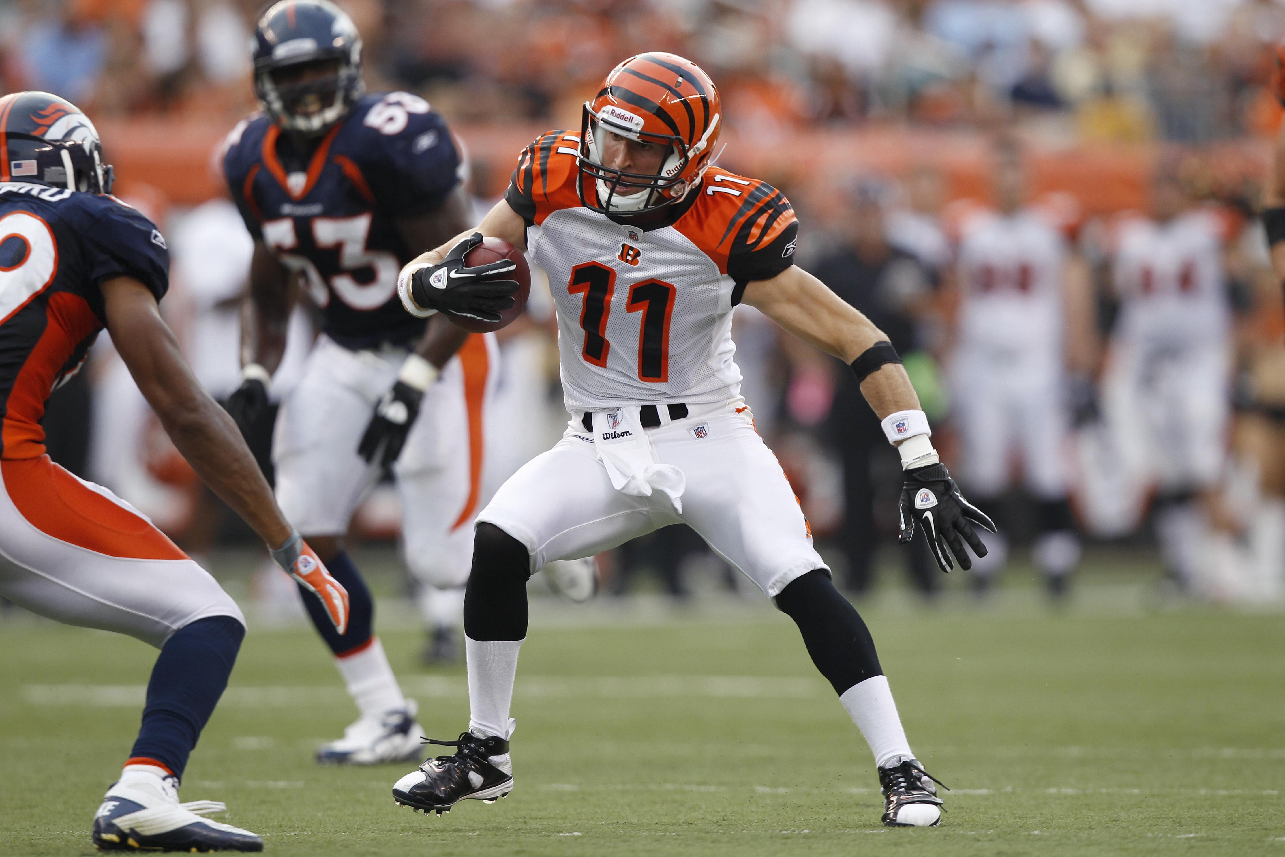 Cincinnati wide receiver Jordan Shipley