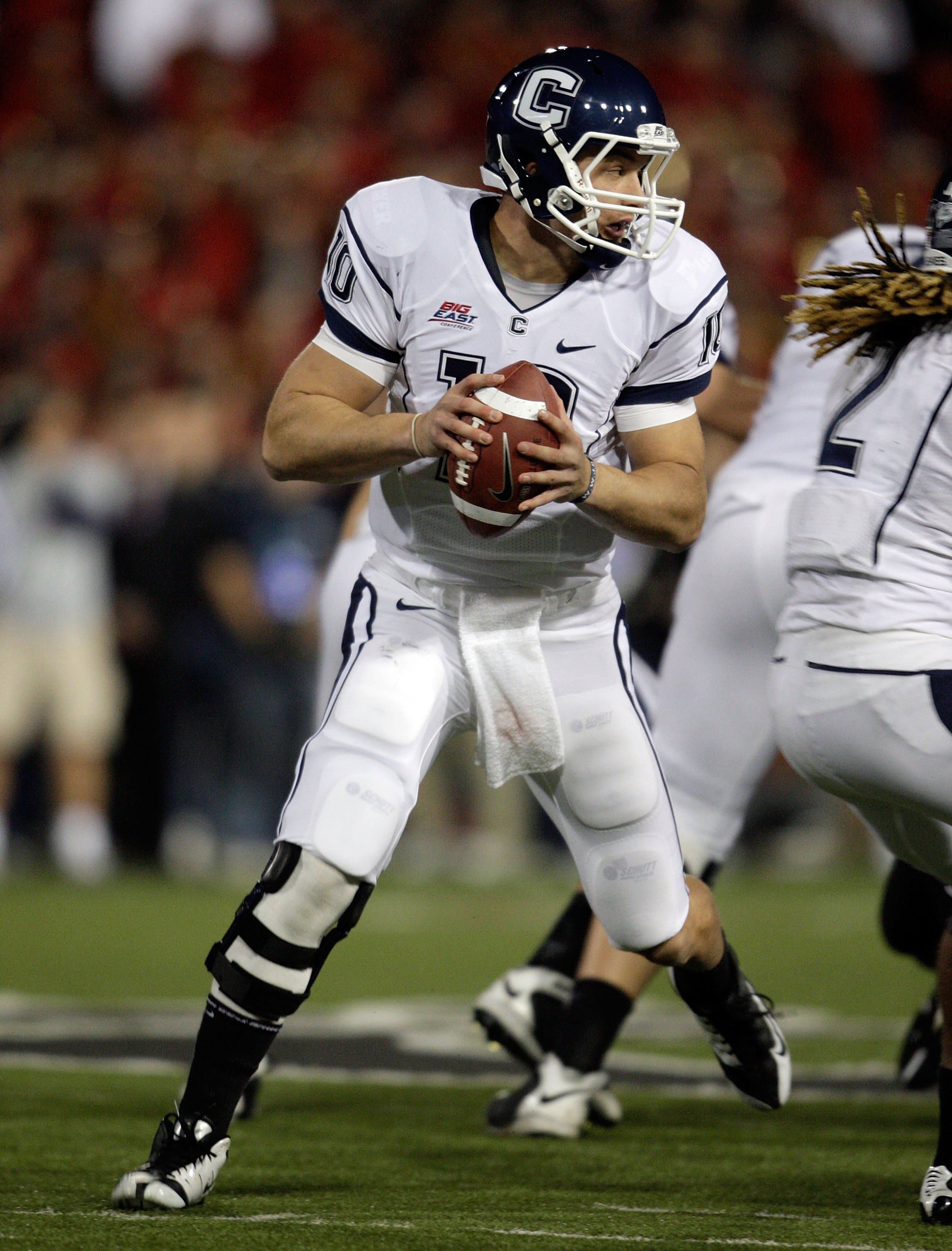 """I searched for """"good quarterback"""" on Google and for some reason this guy came up"""