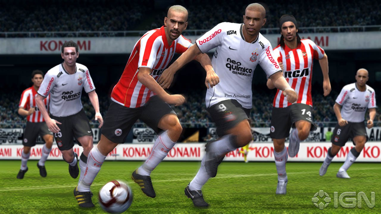 FIFA 11 vs  PES 2011: Which Game Is Worth Your Time and Money