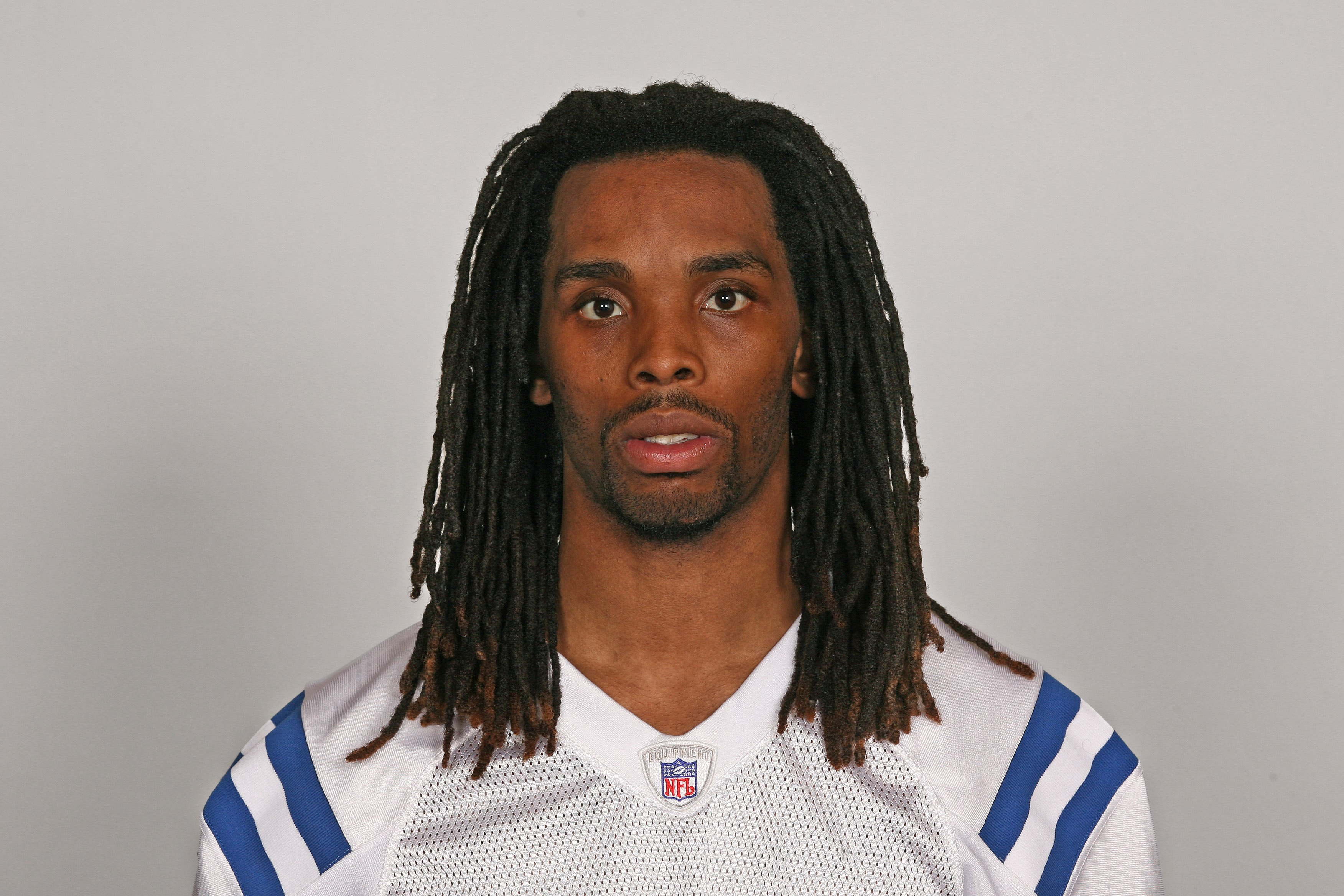 INDIANAPOLIS - 2009:  Taj Smith of the Indianapolis Colts poses for his 2009 NFL headshot at photo day in Indianapolis, Indiana.  (Photo by NFL Photos)