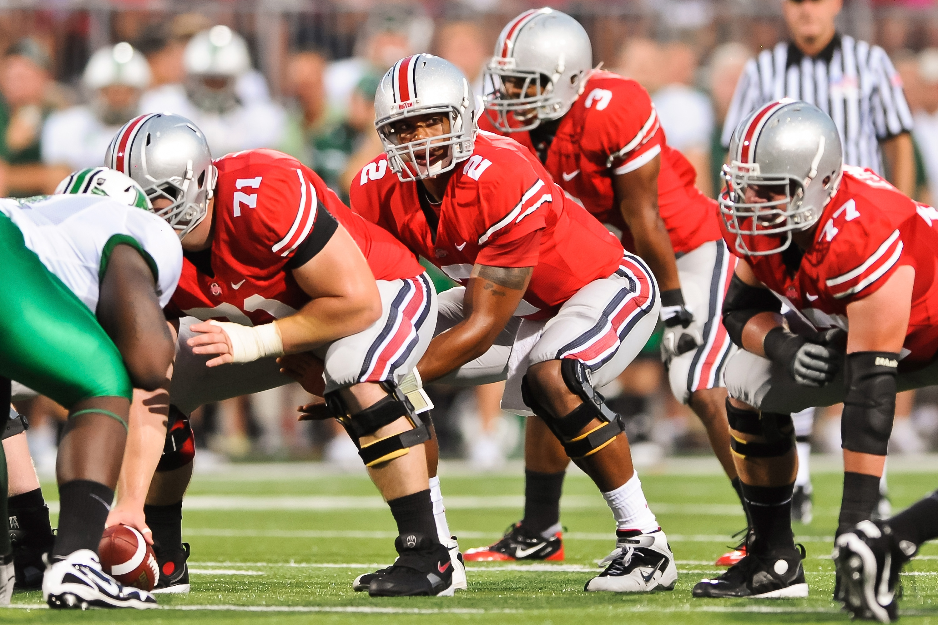 College Football: The Ultimate Ohio State Buckeyes Vs Miami ...