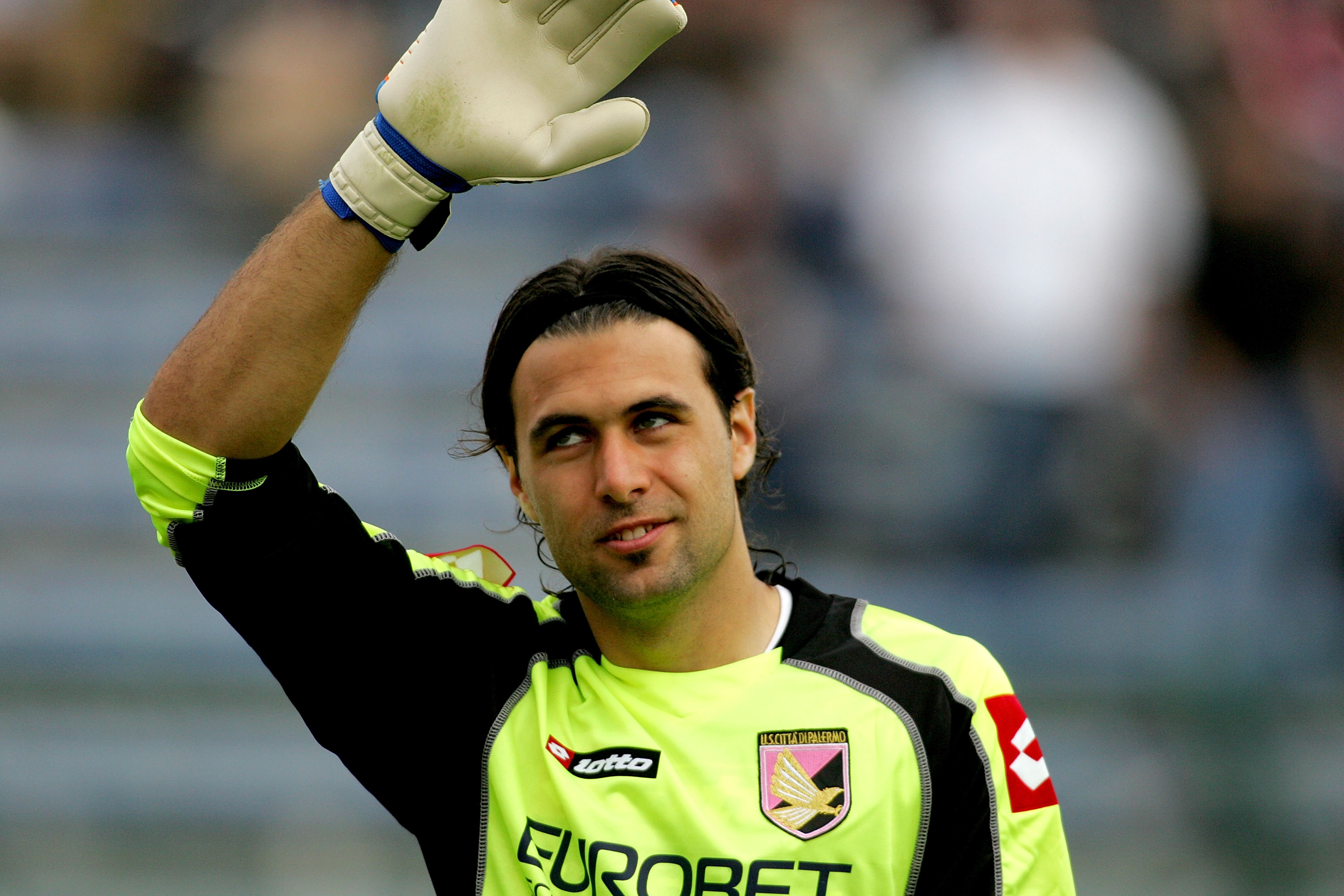 Palermo's Salvatore Sirigu is the best bargain in goal at just 200,000 euros.