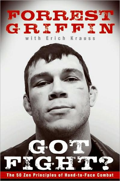 The former Light Heavyweight champ mixes humor and realism in his first book.