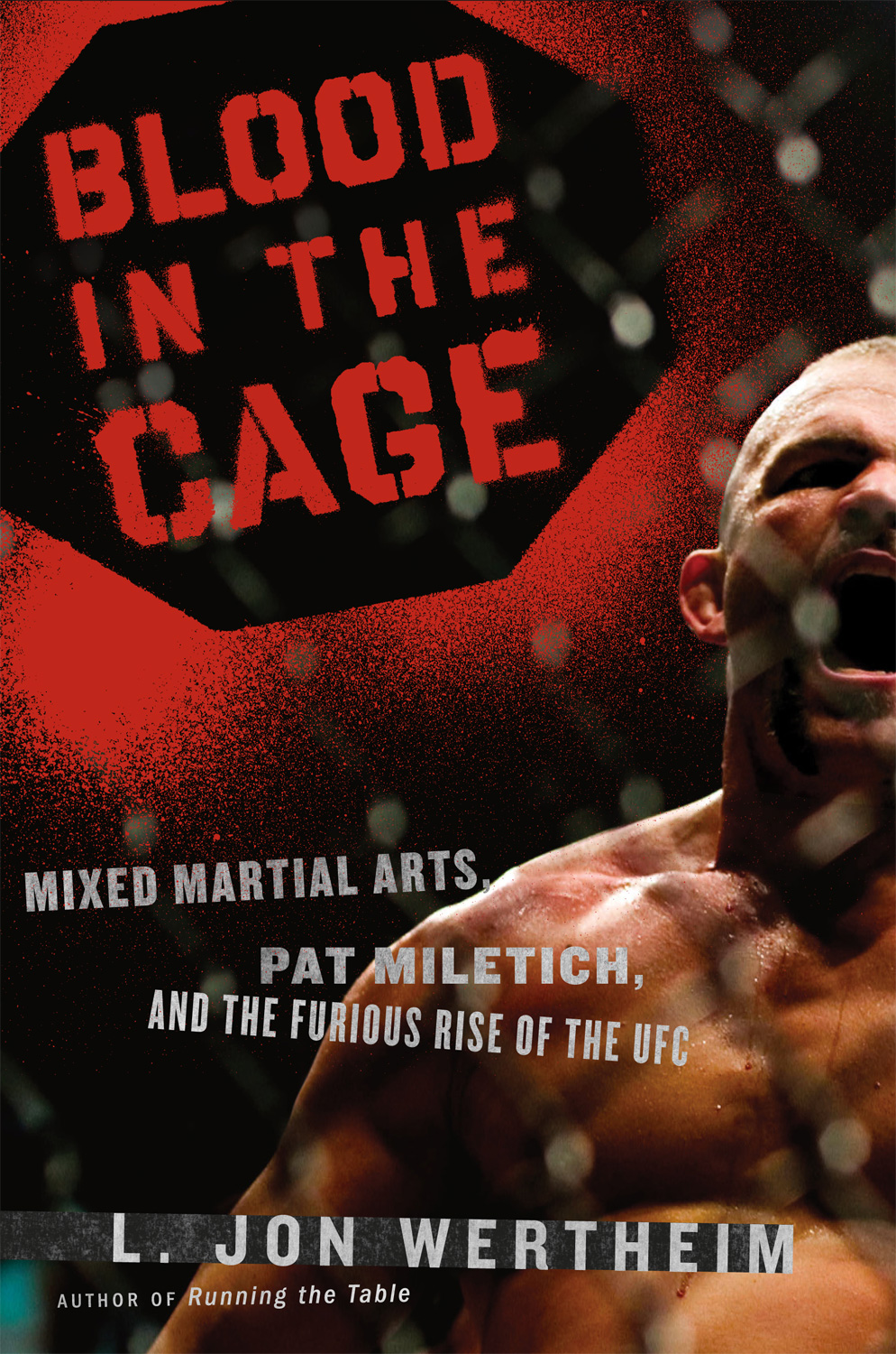 Great combo book on Pat Miletich and MMA History.