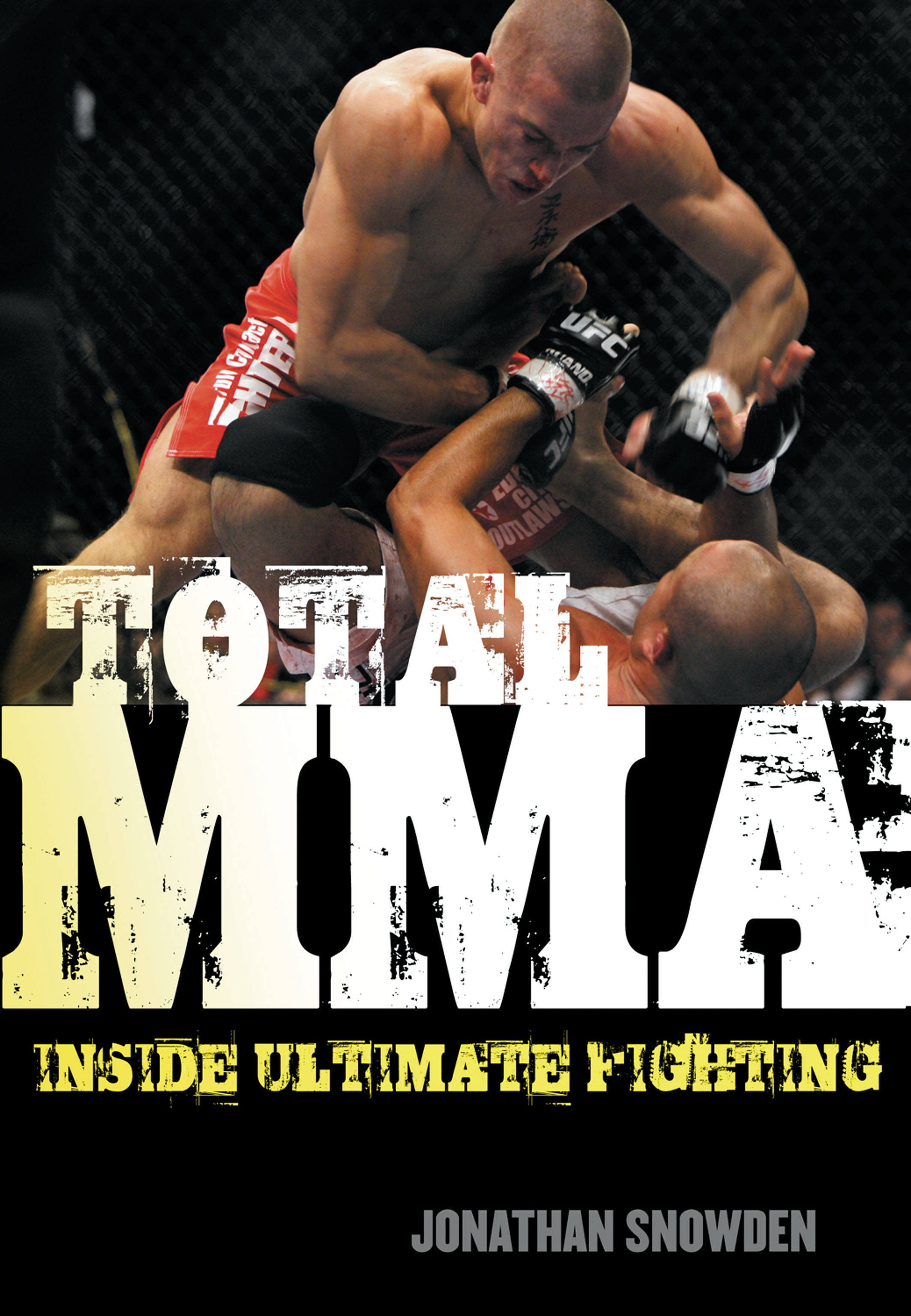 The greatest book for MMA History.