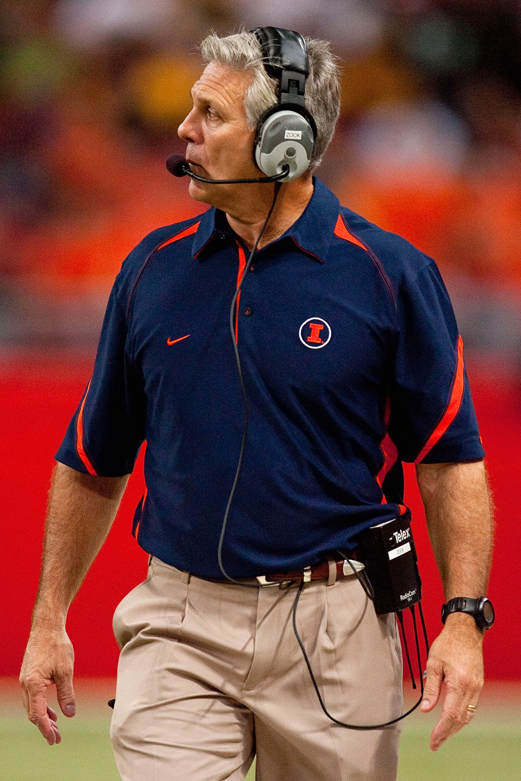 The seat gets warmer for Ron Zook