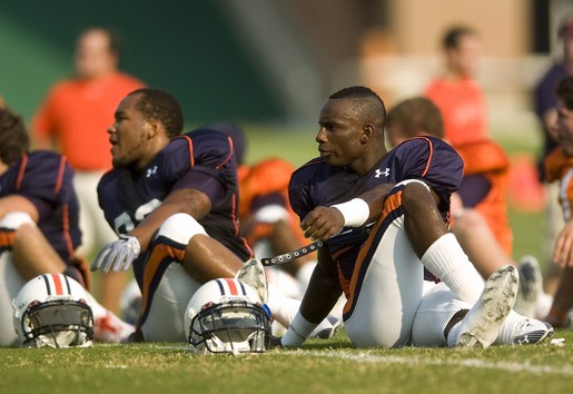 2010 Auburn Tigers Football Roster Breaking Down The Two