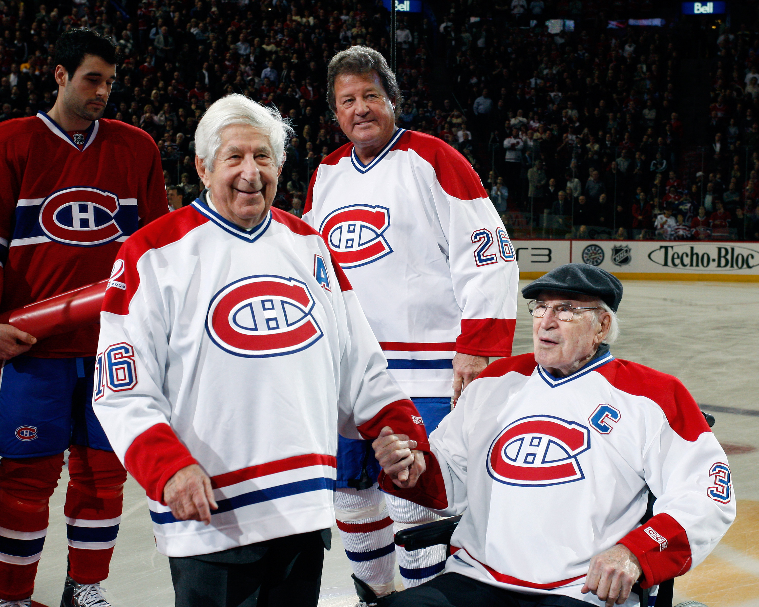 new concept adcc6 f389e The 25 Greatest Players In Montreal Canadiens' History ...