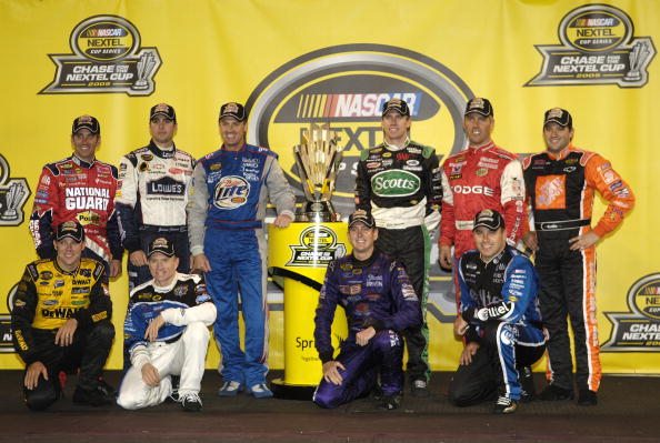 2005 Chase For the Cup Field
