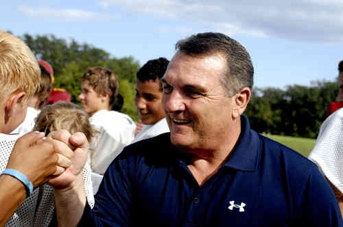 Rudy today ruettiger is where What is