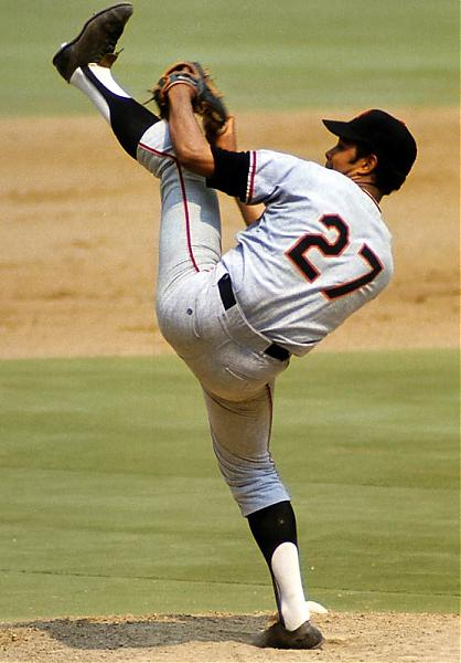 Juan Marichal is, undoubtedly, the best pitcher in SF Giants history.