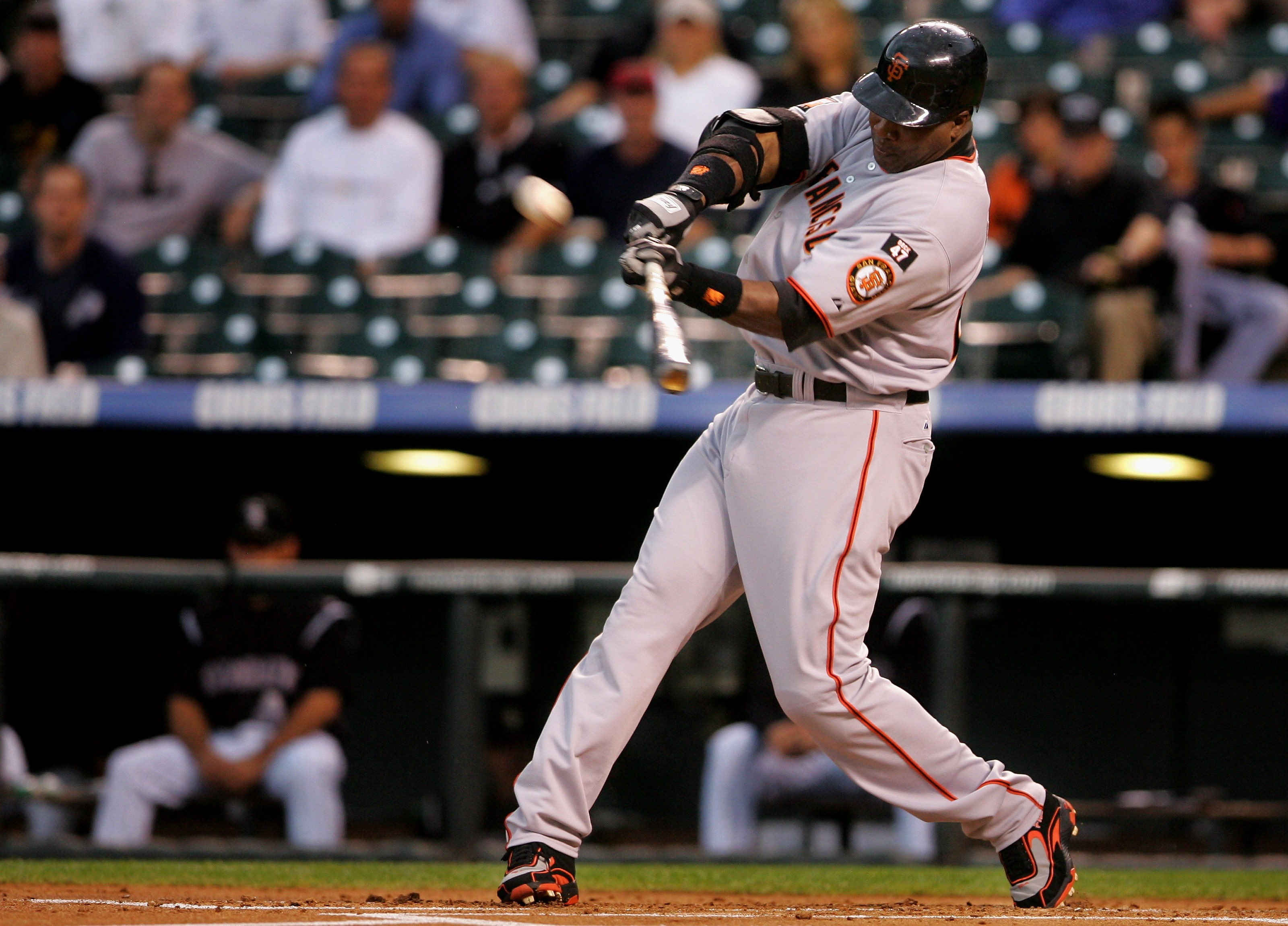Barry Bonds is the greatest hitter of his generation.