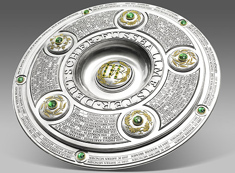 The German Bundesliga Shield