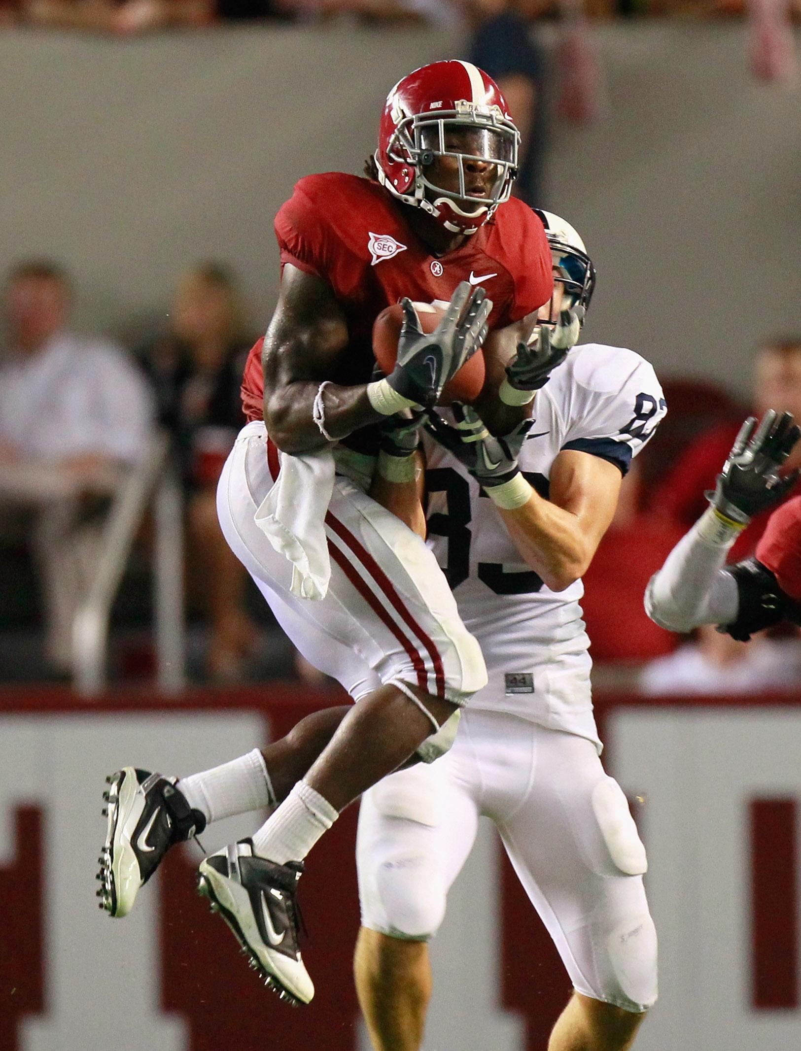 Alabama S Mark Barron