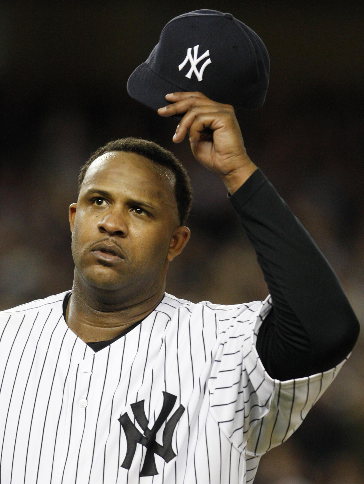Yankees Should Feel Confident With CC On The Mound