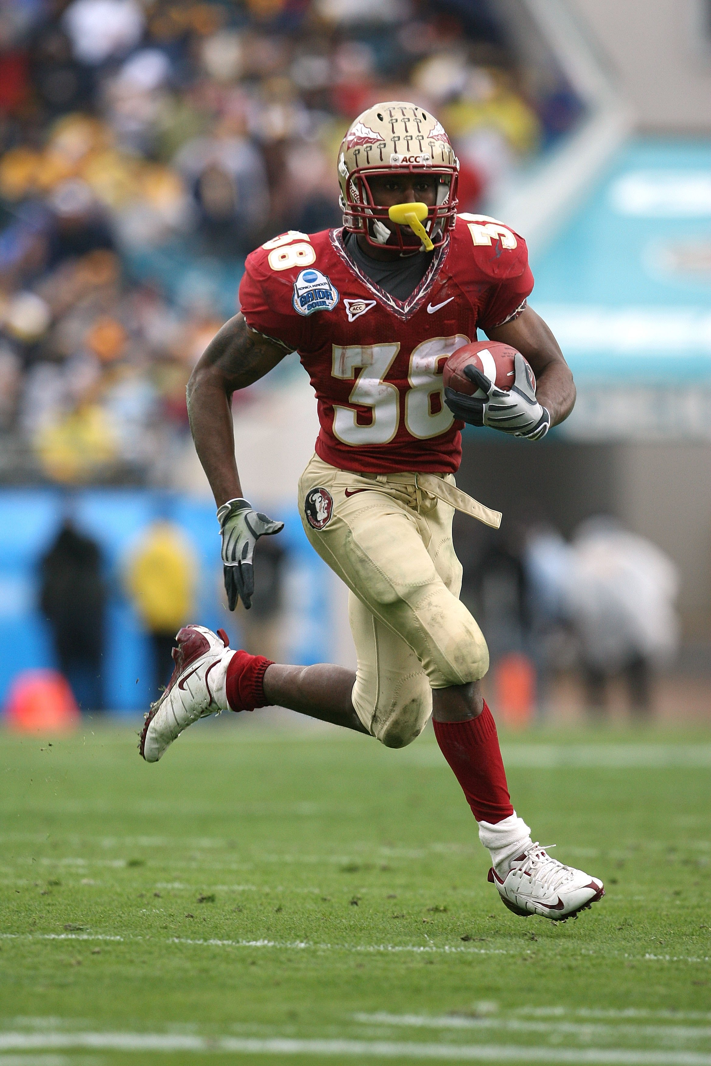 Jermaine Thomas needs to have a big game against the Cougars