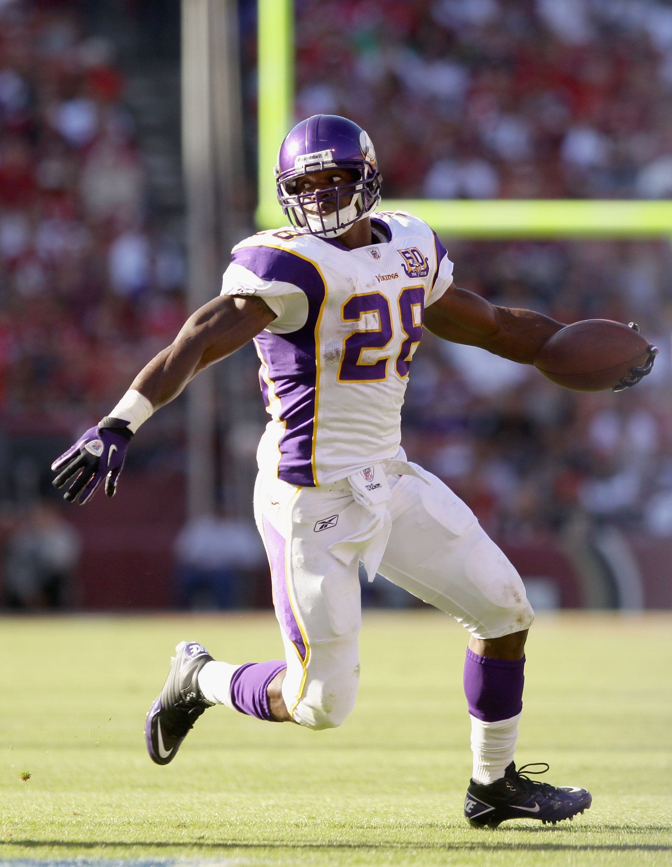 Minnesota Vikings  What Happens If Adrian Peterson Cannot Go