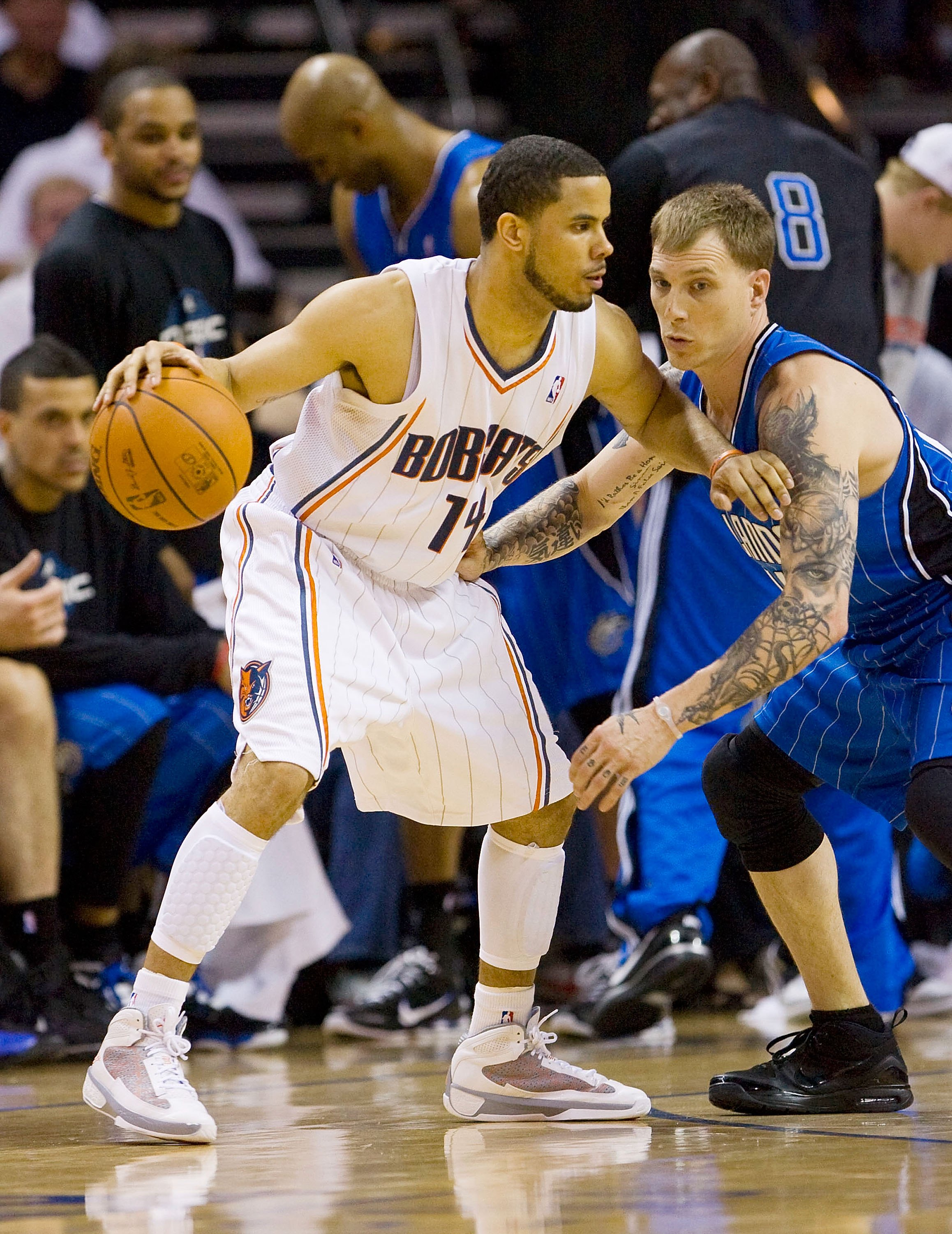 Can D.J. Augustin carry the Bobcats?