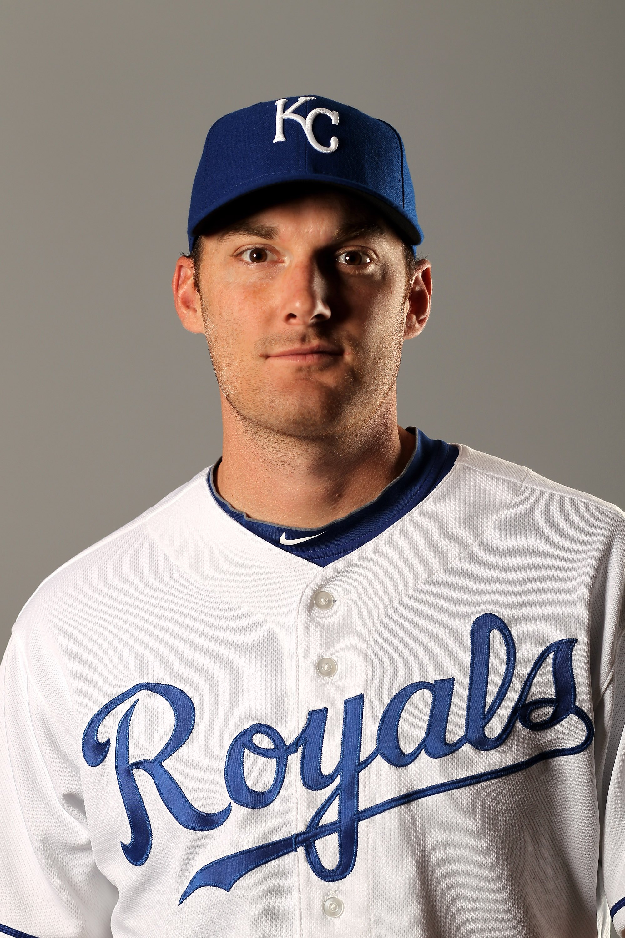 SURPRISE, AZ - FEBRUARY 26:  Philip Humber of the Kansas City Royals poses during photo media day at the Royals spring training complex on February 26, 2010 in Surprise, Arizona.  (Photo by Ezra Shaw/Getty Images)