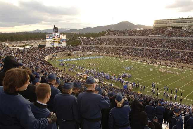 Power Ranking The 50 Loudest College Football Stadiums ...