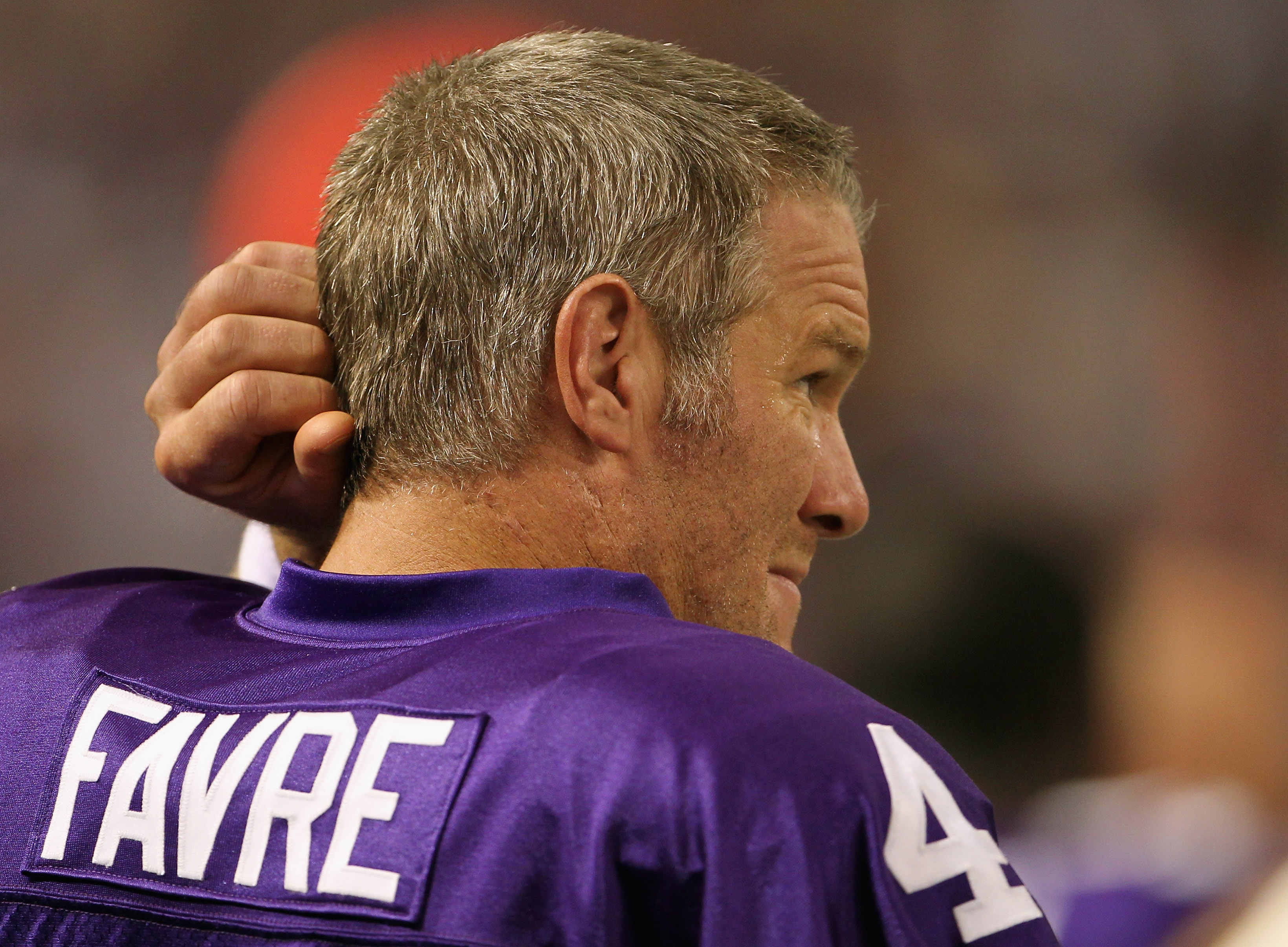 Favre has many Vikings fans scratching their heads this season
