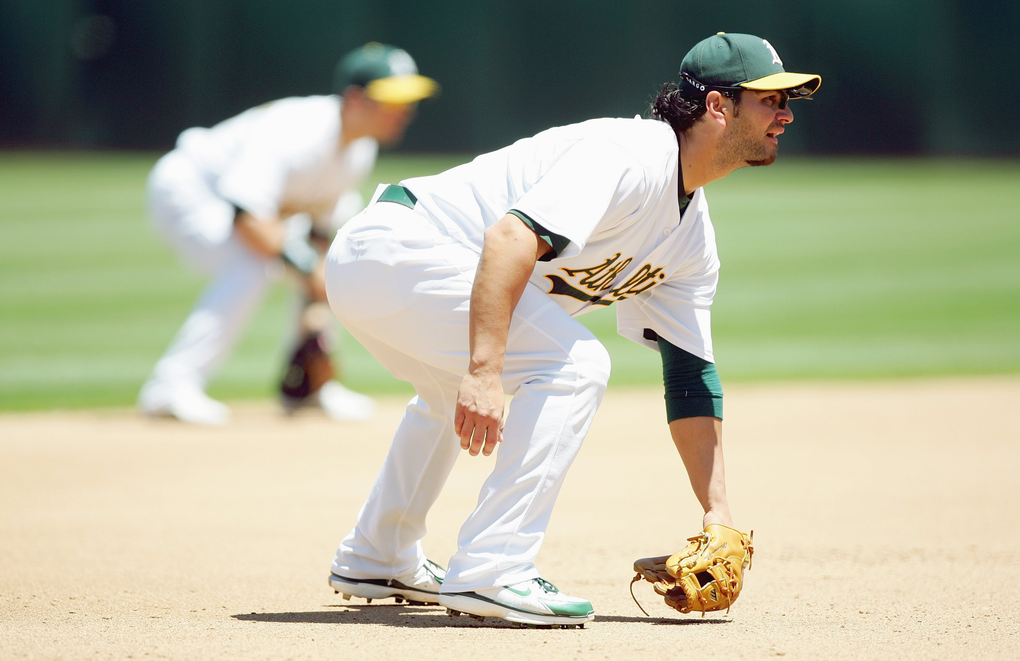 detailed look 548c5 619ea The Top 25 Oakland Athletics of All Time | Bleacher Report ...
