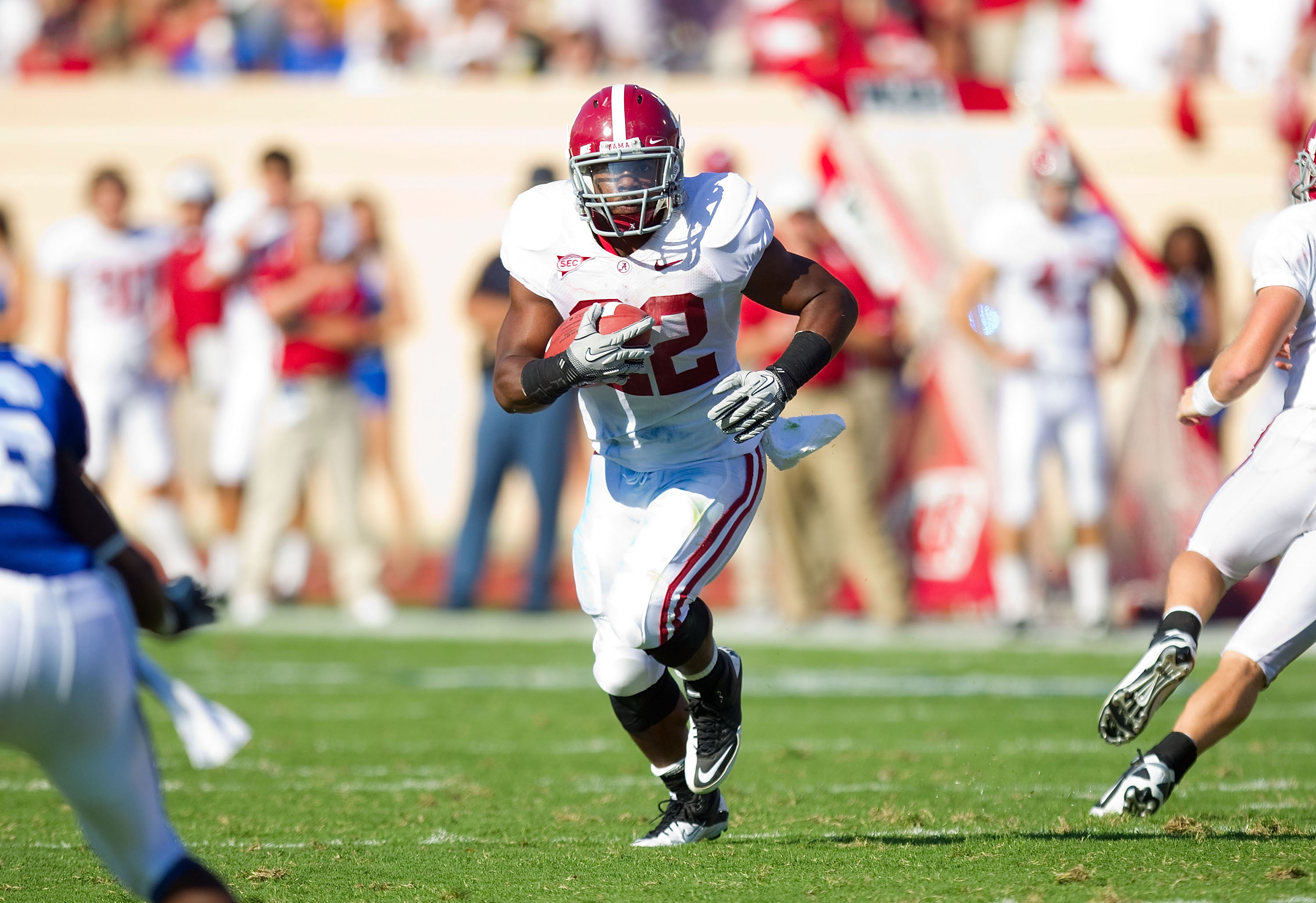 After a comeback win against Arkansas, what will Mark Ingram and the Tide do for an encore?