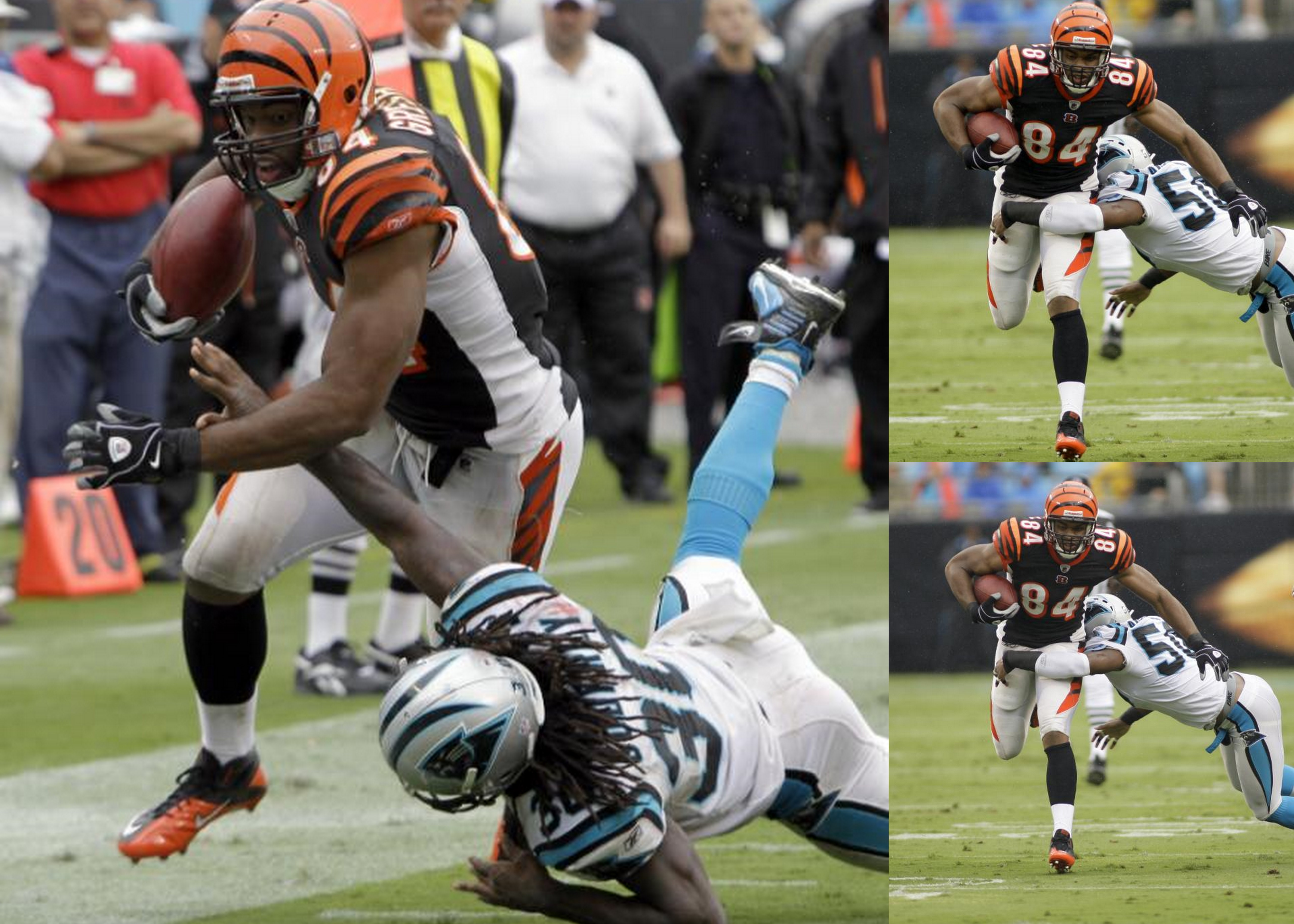 Strong End Jermaine Gresham