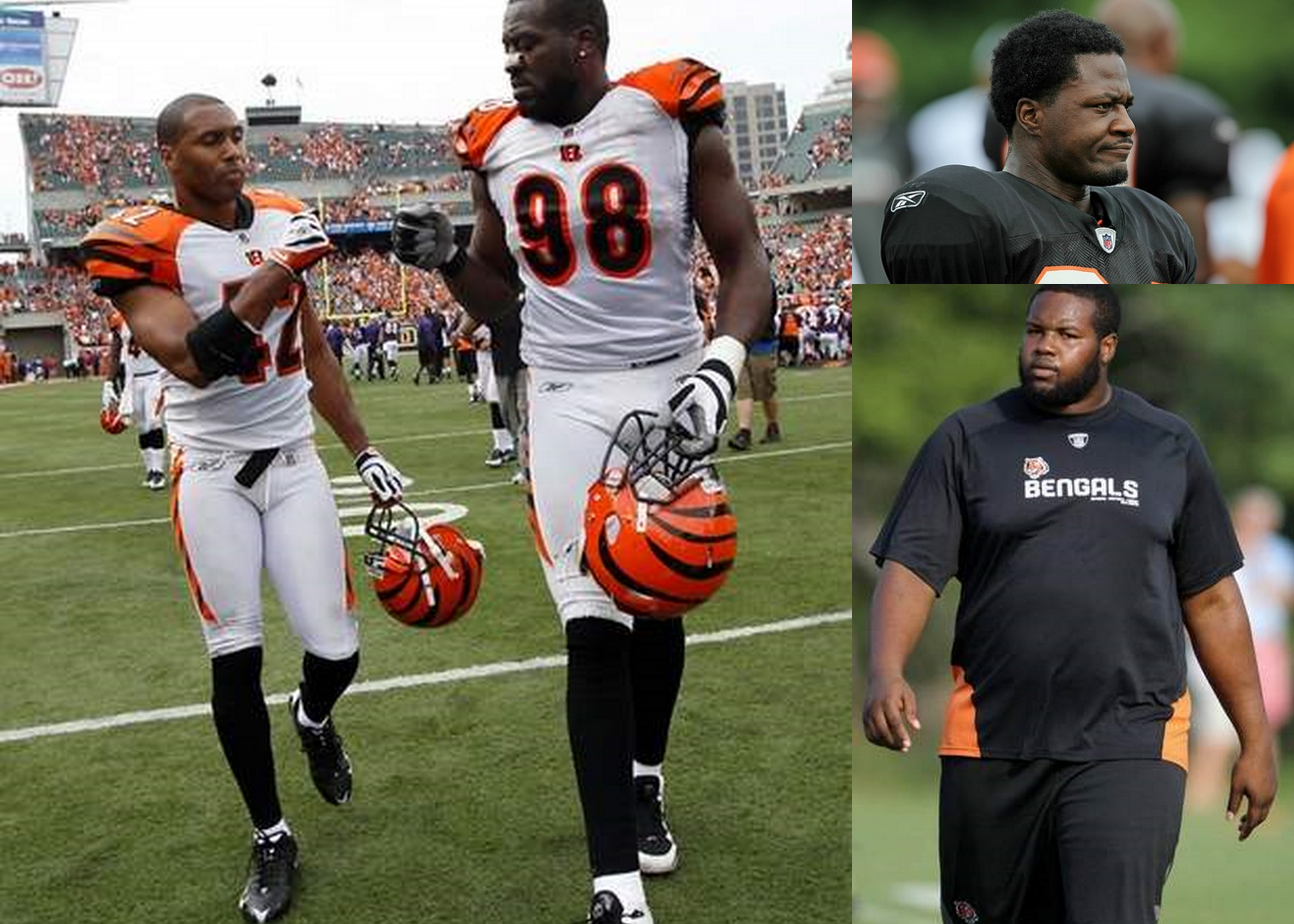 Odom, Pacman, and HippopotaSmith (Who Dey Revolution)