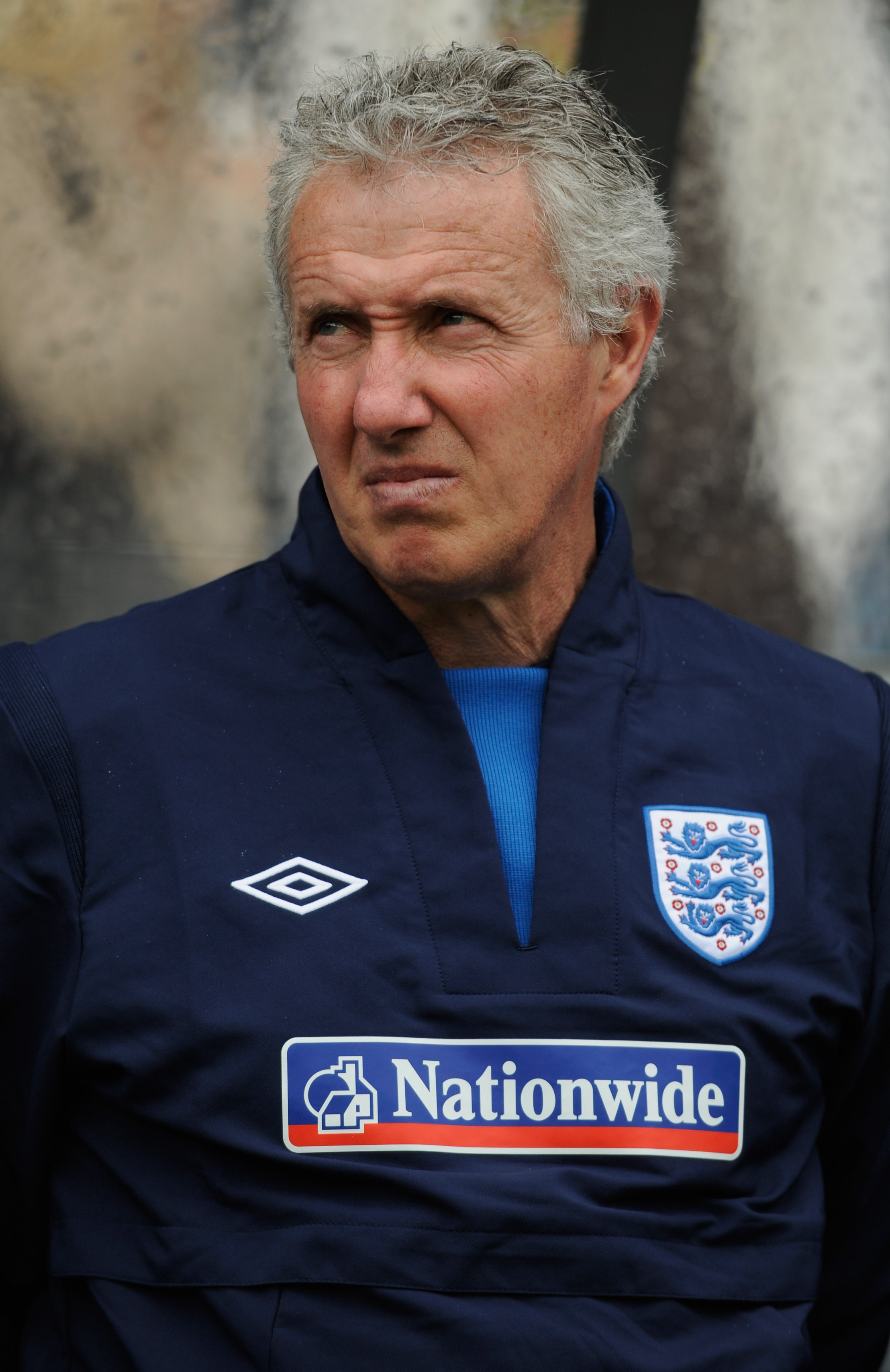 Now the goalkeeper coach for England's National Team, Tancredi was a star with Roma for many years.