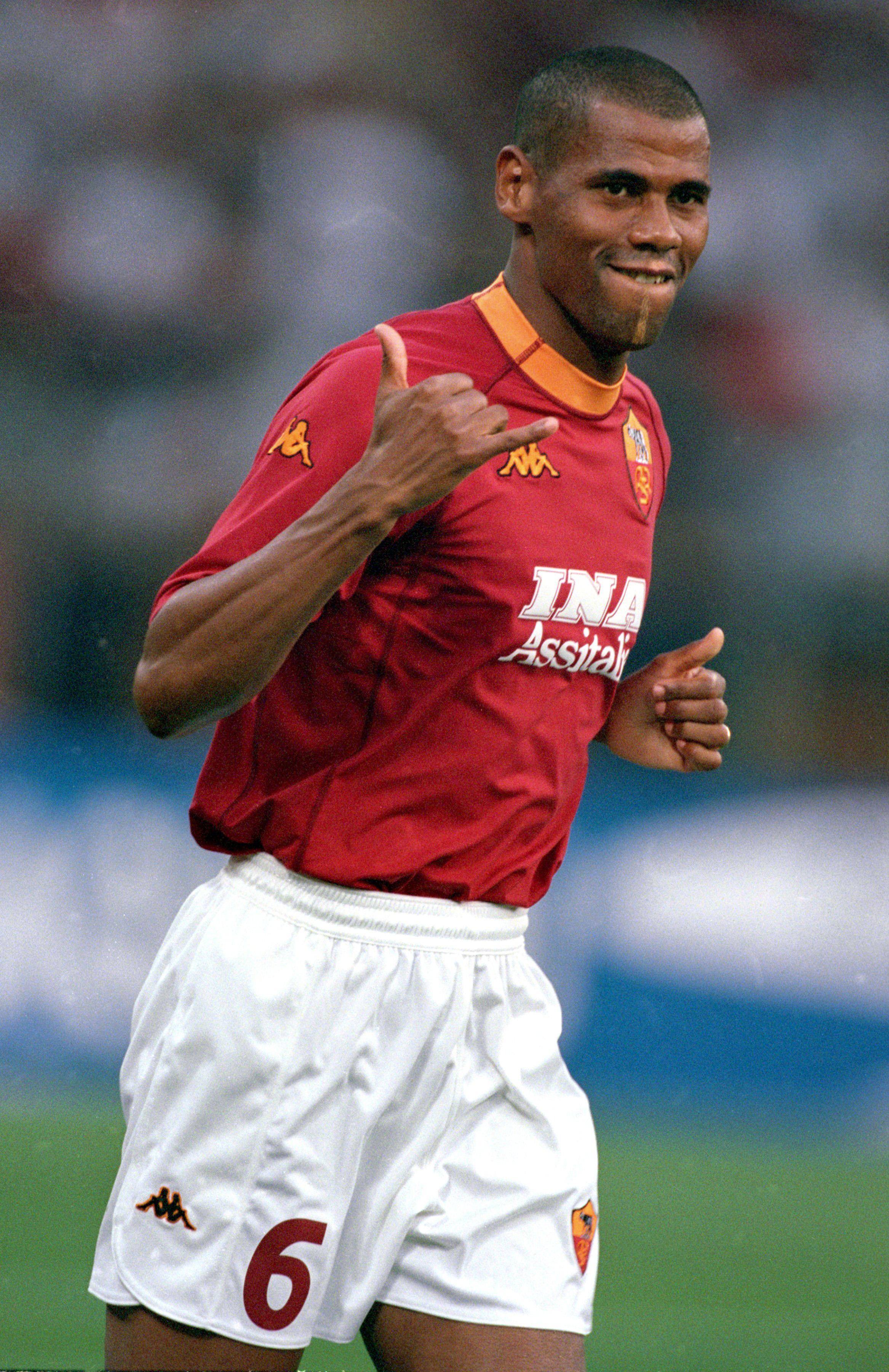 Aldair was a legendary Roma defender