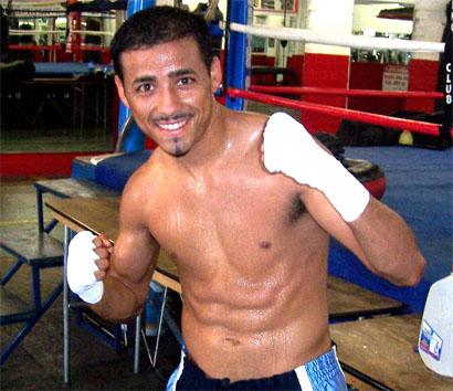 Giovanni Segura. Photo: boxingnews24.com