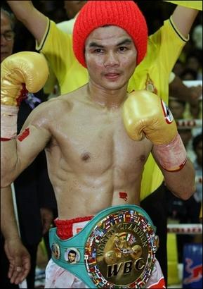 Pongsaklek Wonjongkam.  Photo: AFP