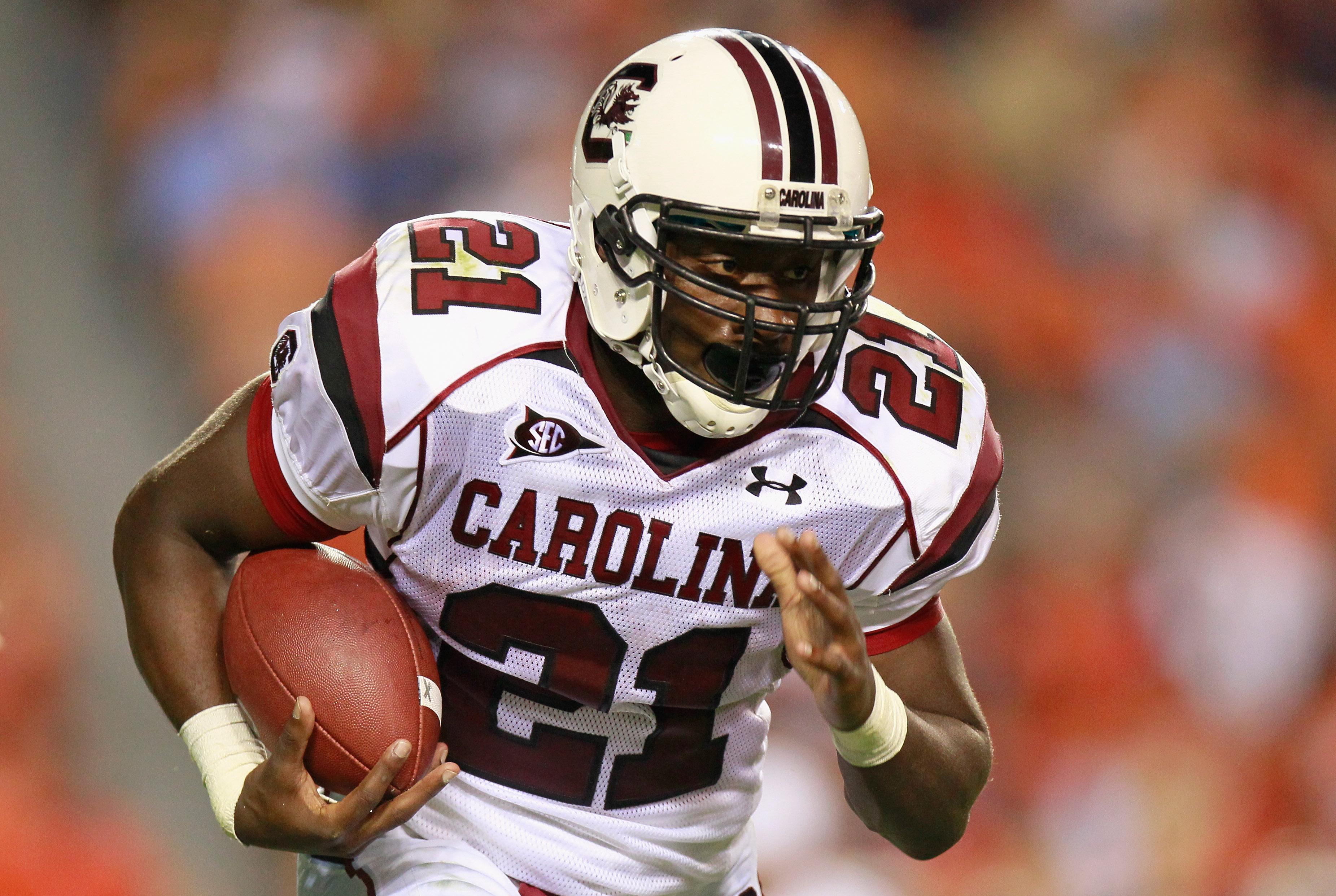 South Carolina RB Marcus Lattimore