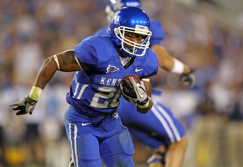 Kentucky RB Derrick Locke