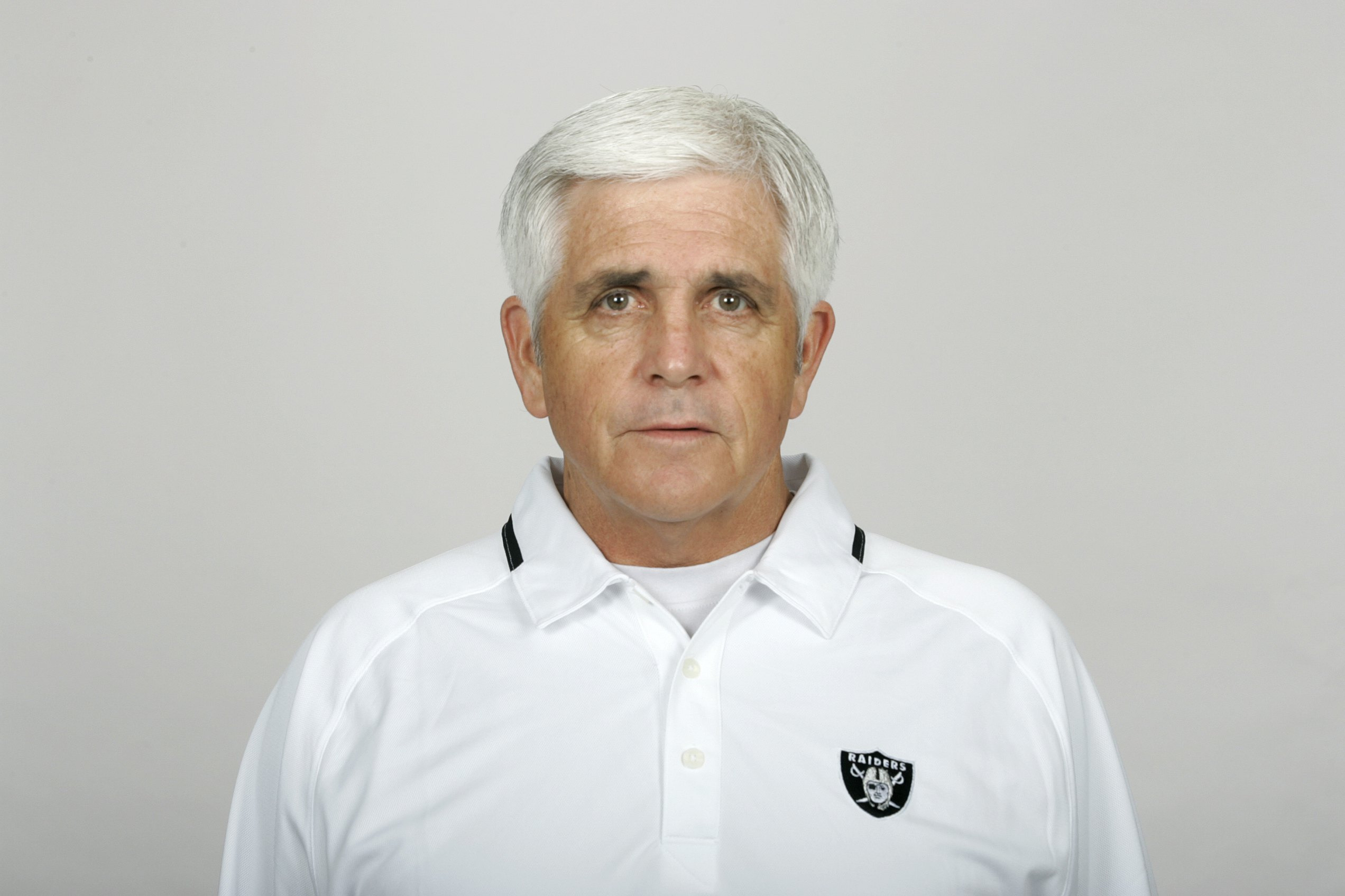 This appears to be the only Raiders photo of Marshall in Getty Images