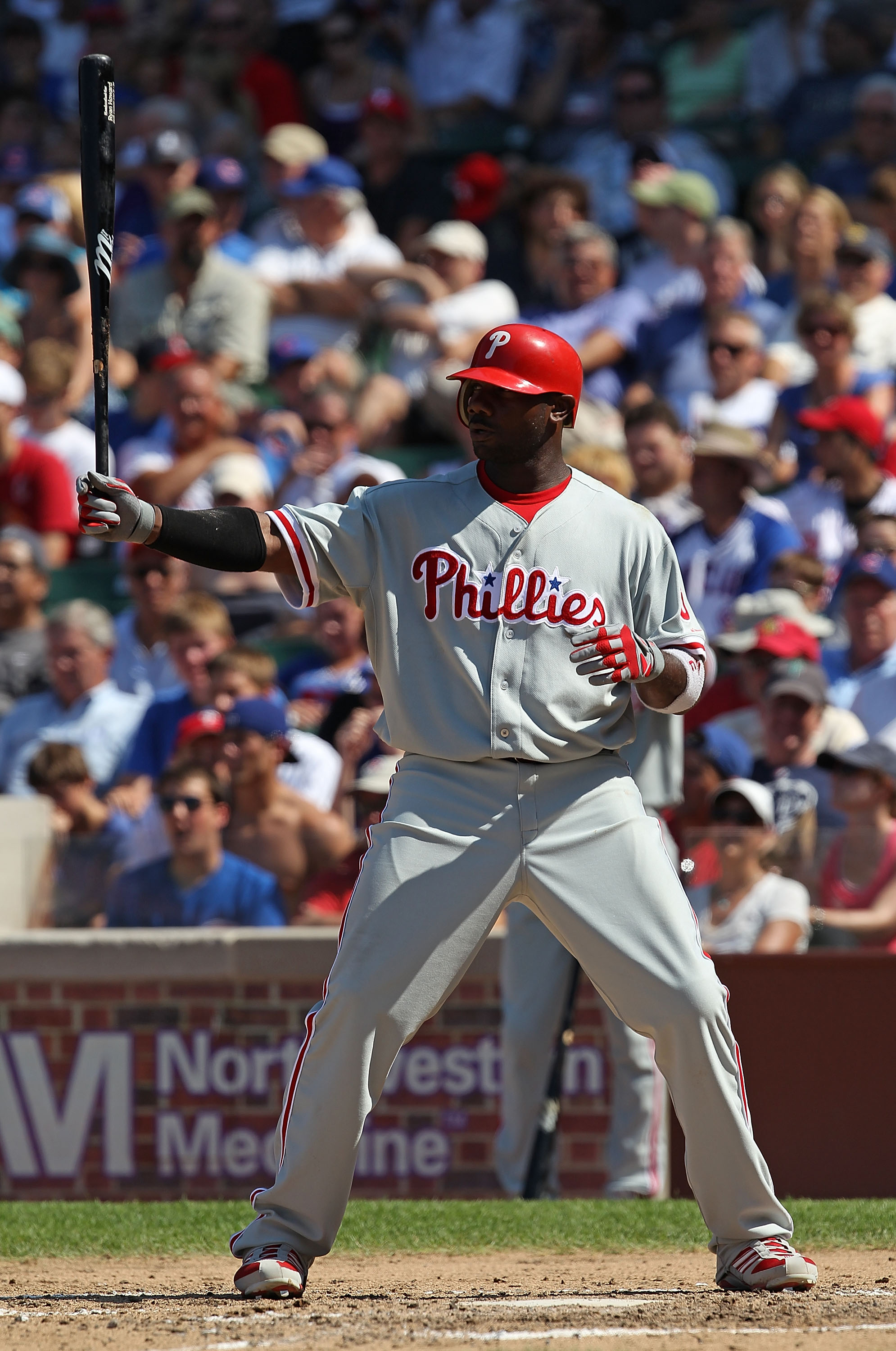 Ryan Howard leads a potent Phillies attack.