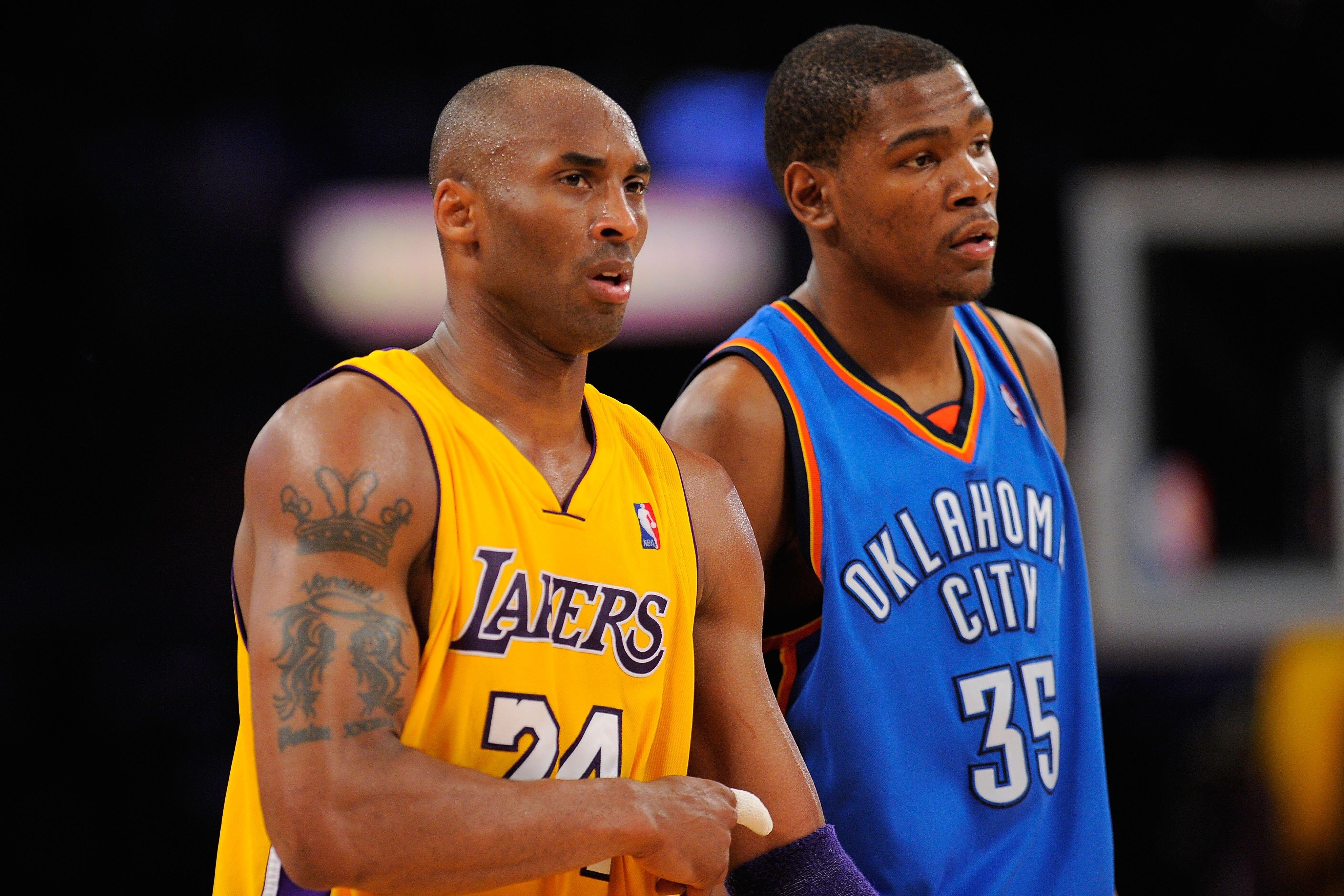 a65818f7c7ee Kobe Bryant Or Kevin Durant  2011 Fantasy Basketball Rankings at ...