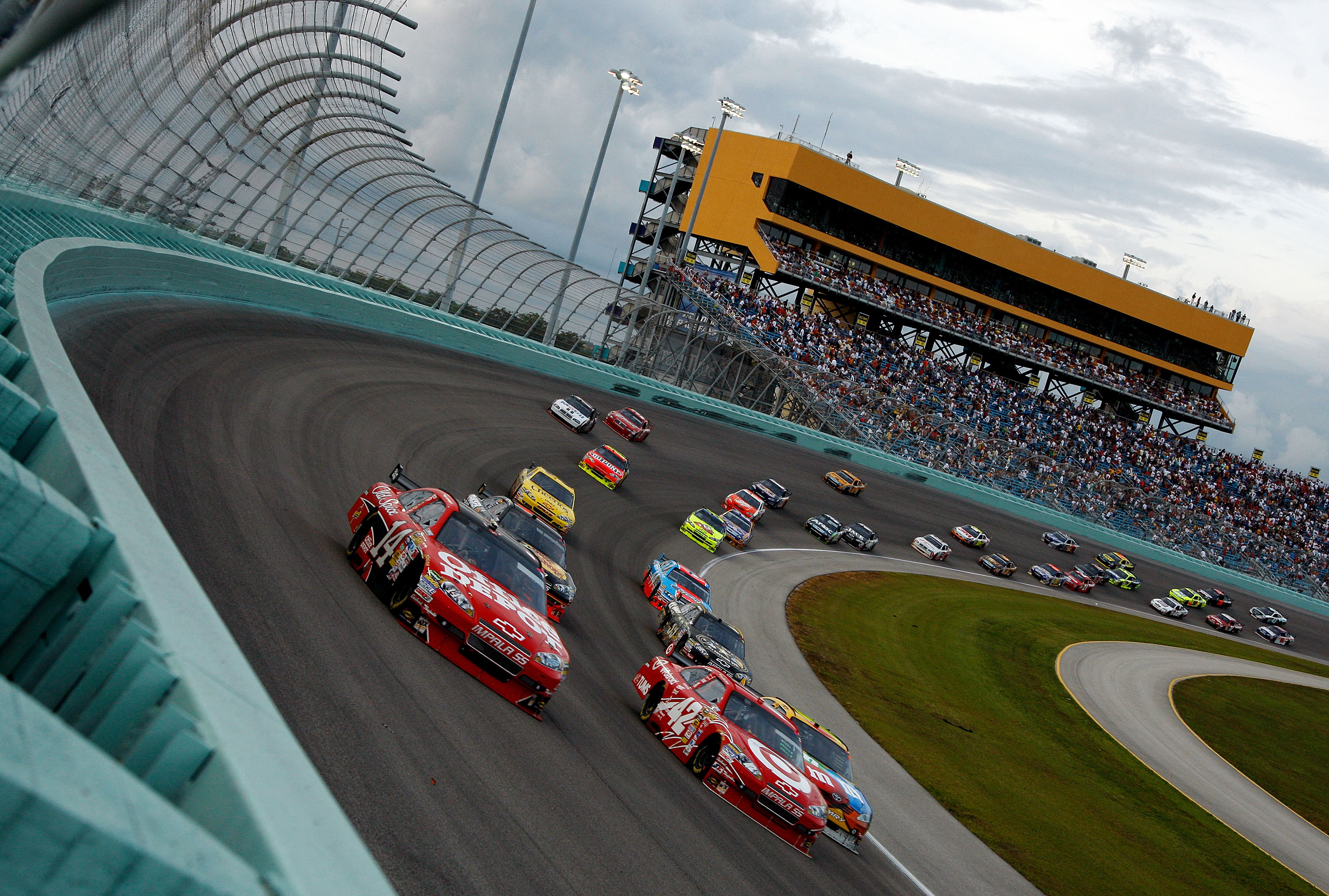 The 2010 Chase for the Sprint Cup could be the most competitive yet.