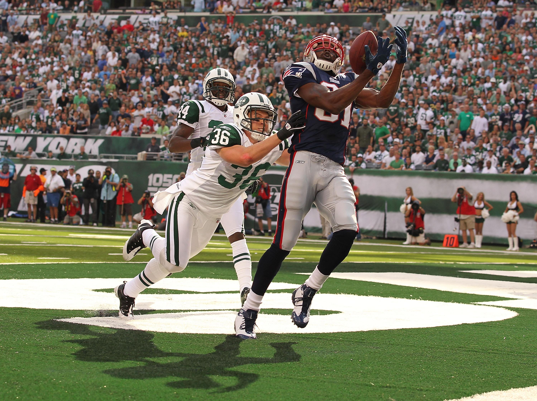 promo code a85da ea34a Randy Moss: Top Five Moments in a New England Patriots ...