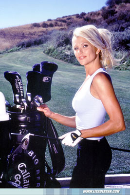 Lisas Mother Encouraged Her To Take Up Golf At The Age Of 12 And She Has Loved The Sport Ever Since