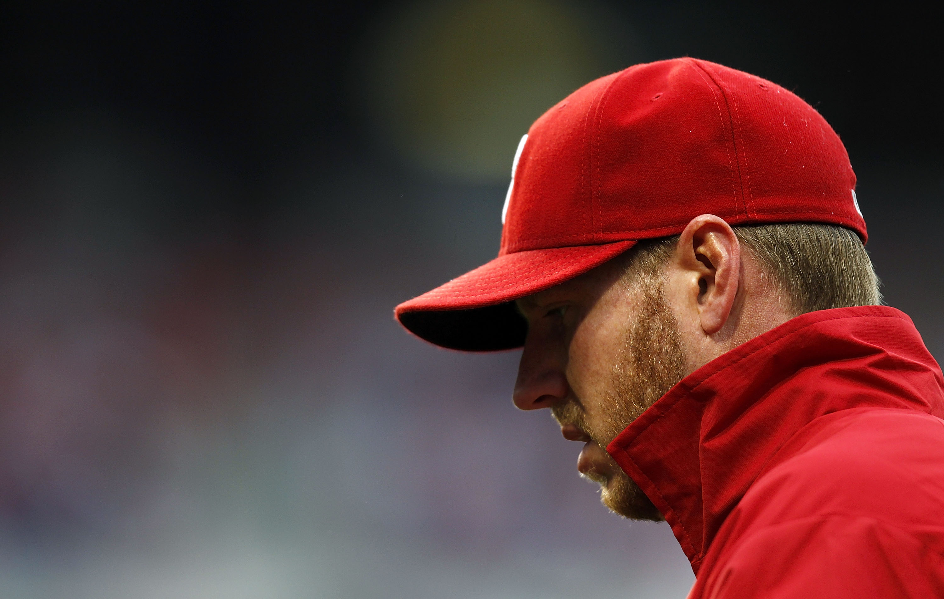 Halladay has been waiting a long time to pitch in the postseason